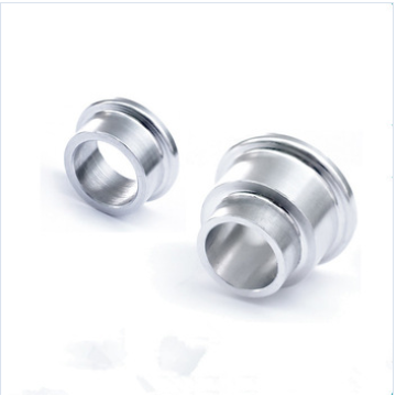 Aluminum Spacer CNC Precision Machining Bearings Polishing