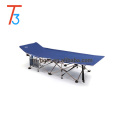 Outdoor Portable Military Folding Camping Bed Cot Sleeping Hiking Travel Single Folding Metal Bed