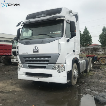 Sinotruk HOWO A7 Tractor Truck For Sale