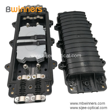 24-144 core Fiber Optic Splice Joint Closure