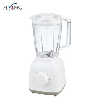 Food Blender With Ice-Crusher Function