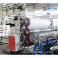 PVC Imitation marble laminate sheet machine line