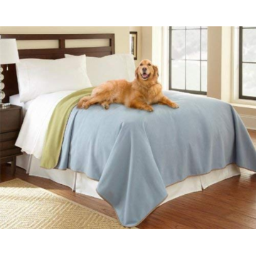 Soft Plush Bed Pet Waterproof Blanket