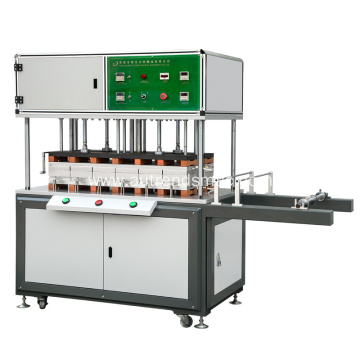 Practical mask shaping N95 cup mask hot press forming machine