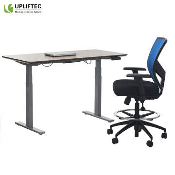 1200 x 600 Height Adjustable Desk