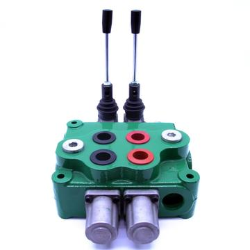 manual Hydraulic Monoblock Valve