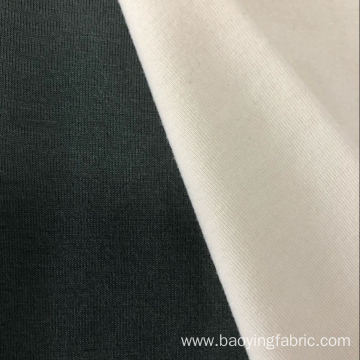 Fashion Recycled Polyester Knitted Jersey Organic Fabric