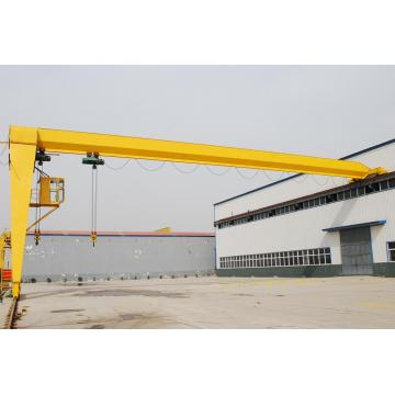 5ton semi gantry crane with special device
