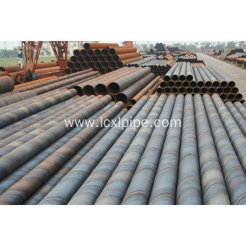 SEA welded seamless steel pipe