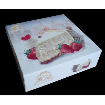 100% Recycled Paper Bakery Boxes