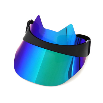 new green uv  Sun Visor Cap
