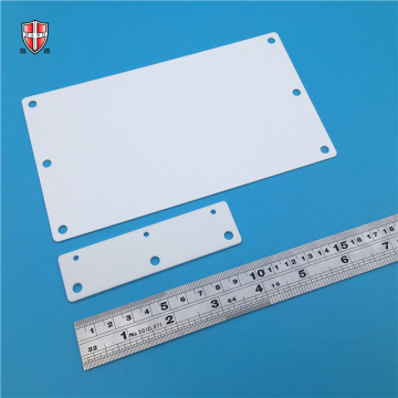 conductivity 95 96 alumina ceramic fixture sheet substrate