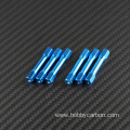 Wholesale Price hex caps aluminum step threaded standoffs