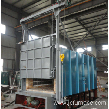 car type tempering furnace