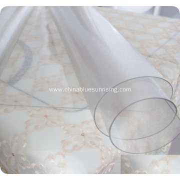 Lastest design home life independent pvc table cloth