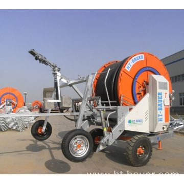 hot sale hose reel irrigation machine