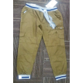 100% Cotton Fabrics Casual Jogging Trousers