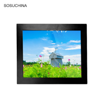 HD LCD-Display Medizinischer industrieller Touchscreen-Monitor