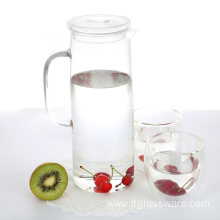 50oz Mouthblown High Borosilicate Glass Water Carafe