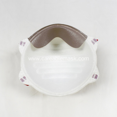 FFP2 Cup Respirator Head Band CE Approved