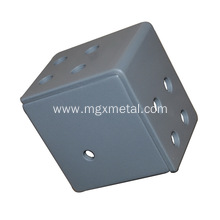 Steel Cubic 3-way Corner Bracket