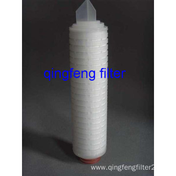 High Water Flow Rate Glass Fiber Filter Cartridge