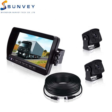 rear view waterproof digital caravan reversing camera