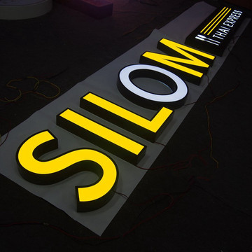 LED Channel Letter Signs Outdoor