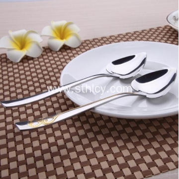 Heart-shaped Stainless Steel Spoon for Honey
