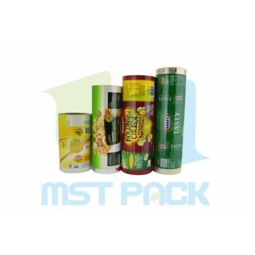 Printed Food Grade Roll Film