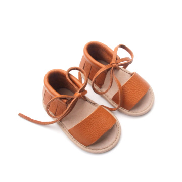 Genuine Leather Baby Sandals 2019