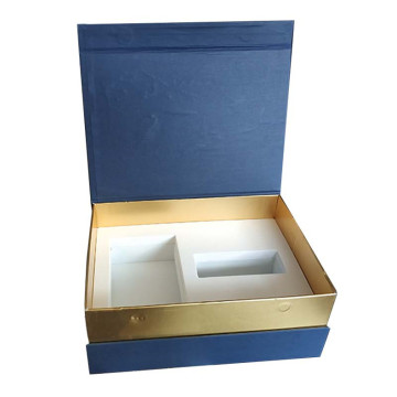 Luxury wooden pen holder gift box