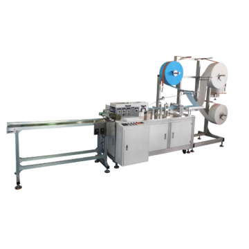 Sheet Fed Paper Bag Making Machine