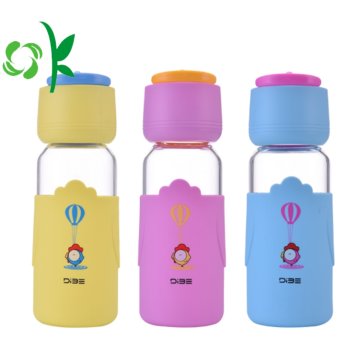 High Quality Silicone Sleeve for Water Bottle