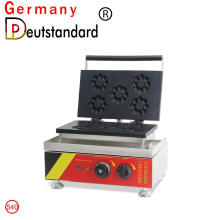 Blumenform Donut Maker