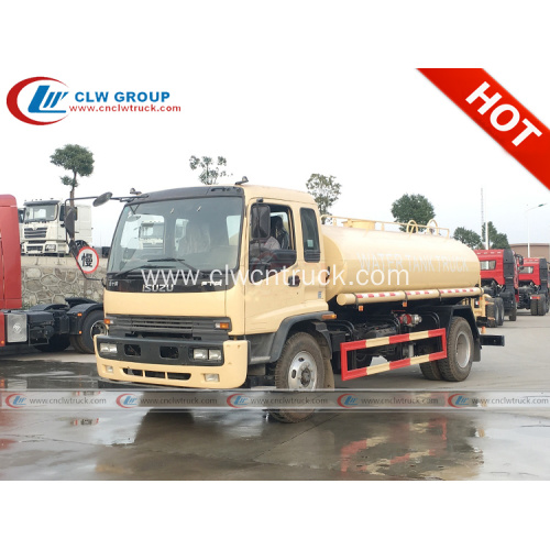 HOT Brand New isuzu tanker truck 10000 liters