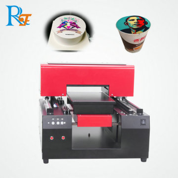 Refinecolor coffee printer alang sa ripple nga kape