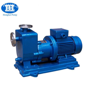 Centrifugal magnetic drive circulation pump