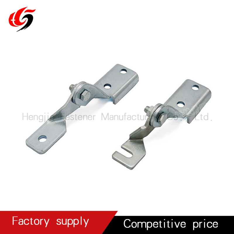 metal hinge for seismic bracing system