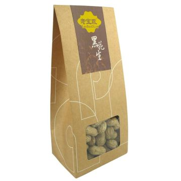 Kraft Paper Bags For Dry Food