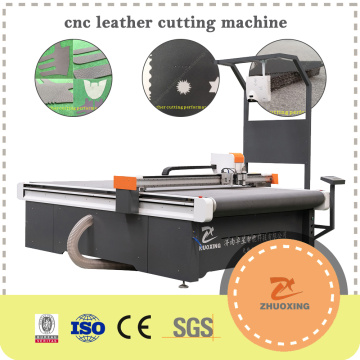 Automatic Real Leather Cutting Table