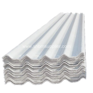 Anti Corrosion Fireproof MgO Roofing Panel