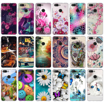 For ZTE Blade V9 5.7 inch Case Soft Silicone Back Cover Thin Ultra TPU 3D Relief Shell Case For ZTE Blade V9 V 9 Cell Phone Case