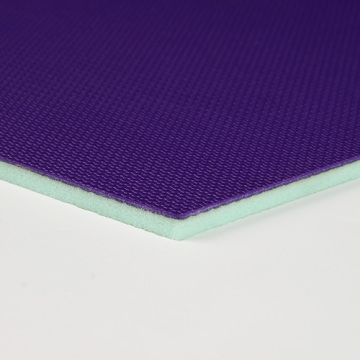 ITTF official approved plastic sports court flooring