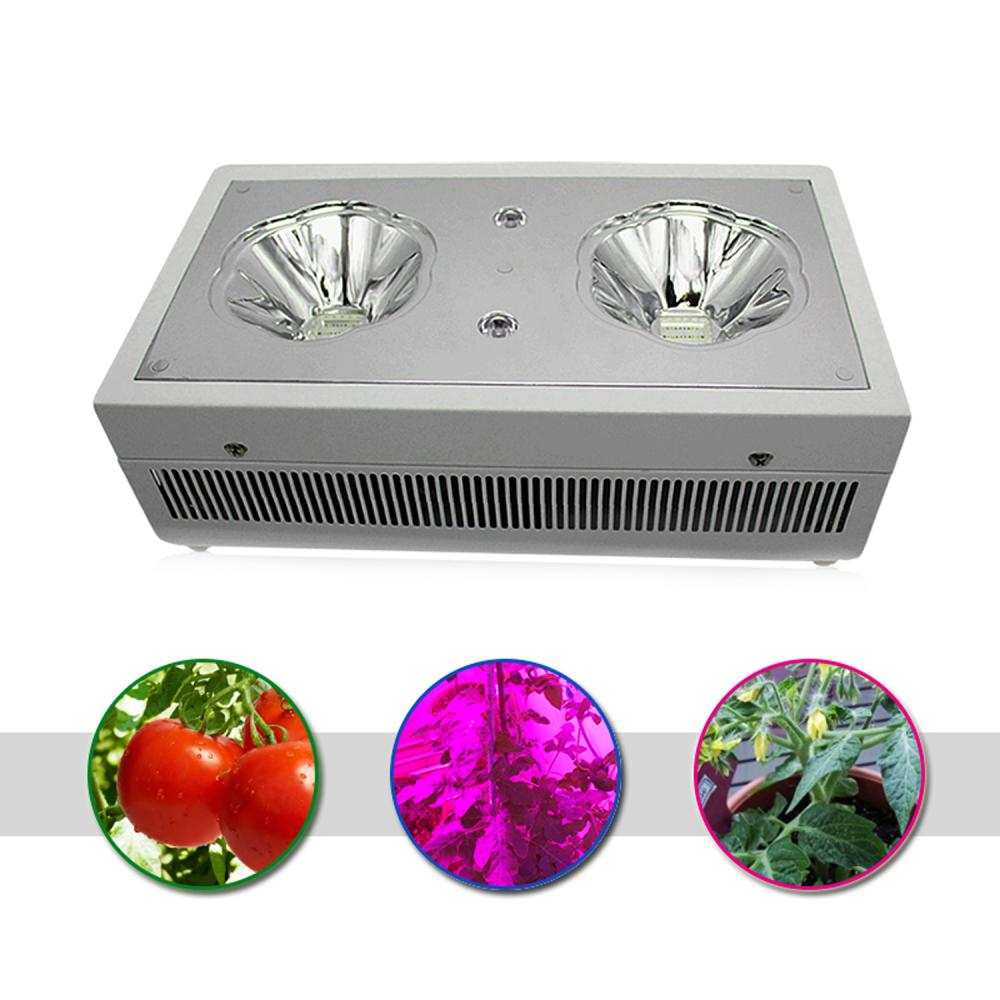 High energy-efficiency powerful cob led grow light for Growing