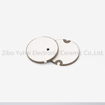 1MHz Piezoelectric Ceramic Disc