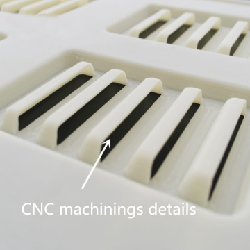 Plastic parts CNC injection molding 3d printing prototyping