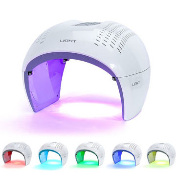 professional led facial red light therapy machine