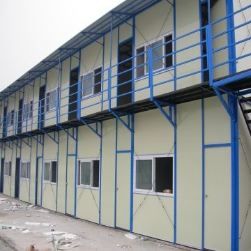 building prefab worker dormitory modular house kit