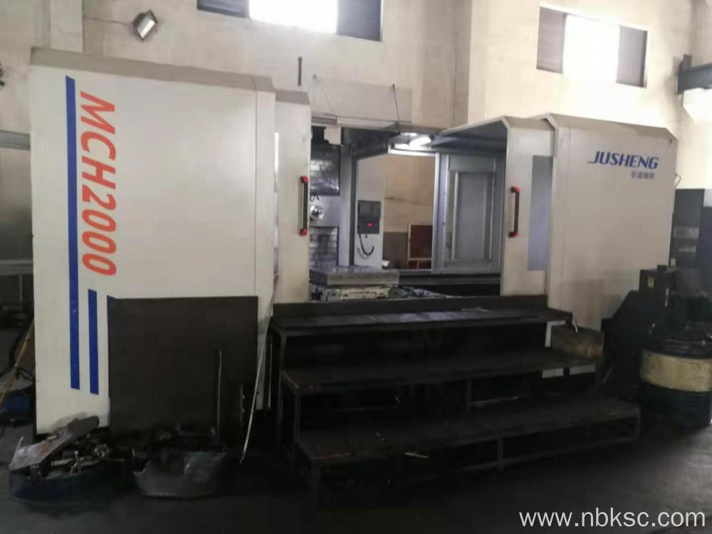 big CNC machining sevice
